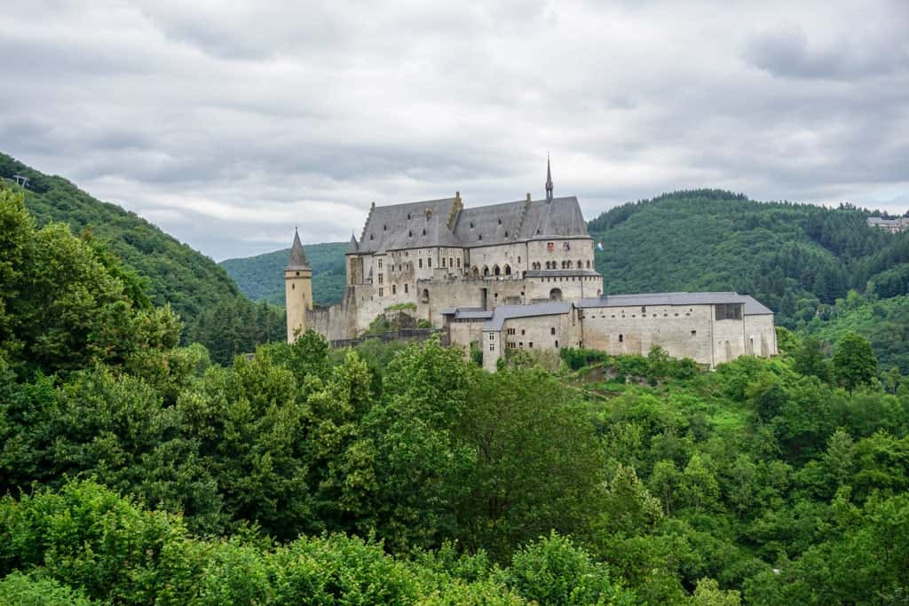 Places to visit in Luxembourg - Vianden