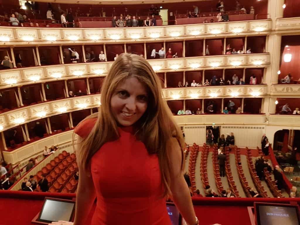 3 days in Vienna- watch a perfomance at the State Opera