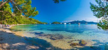 Cala Formentor-best beaches in Majorca