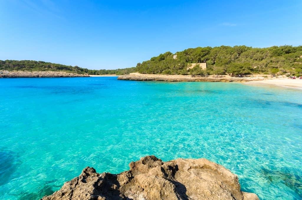 Cala Mondrago - Majorca beaches