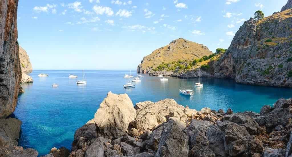 Sa Calobra - beaches in Majorca