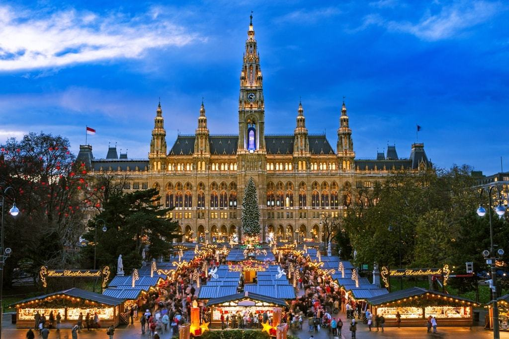 the best city to spend christmas in europe vienna
