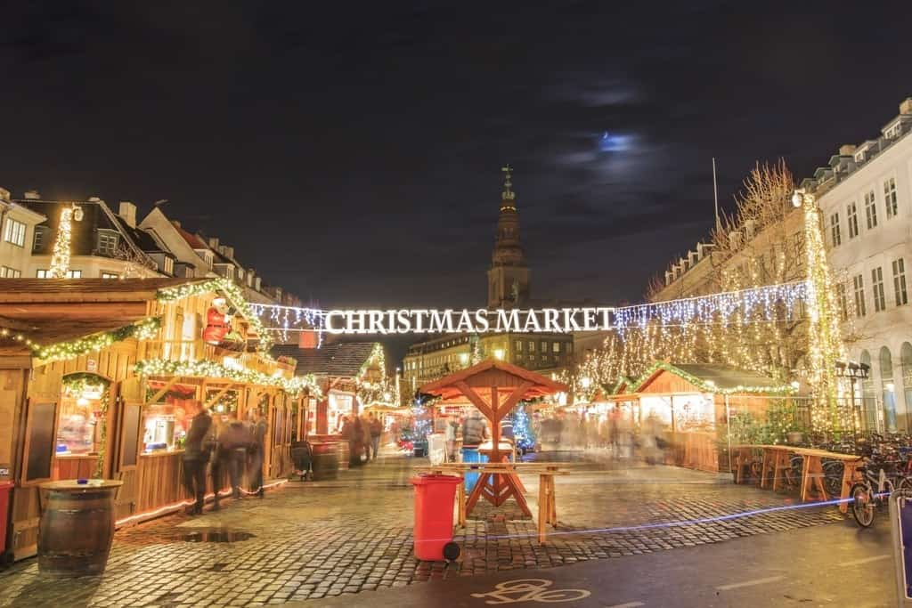 The best city to spend Christmas in Europe - Copenhagen