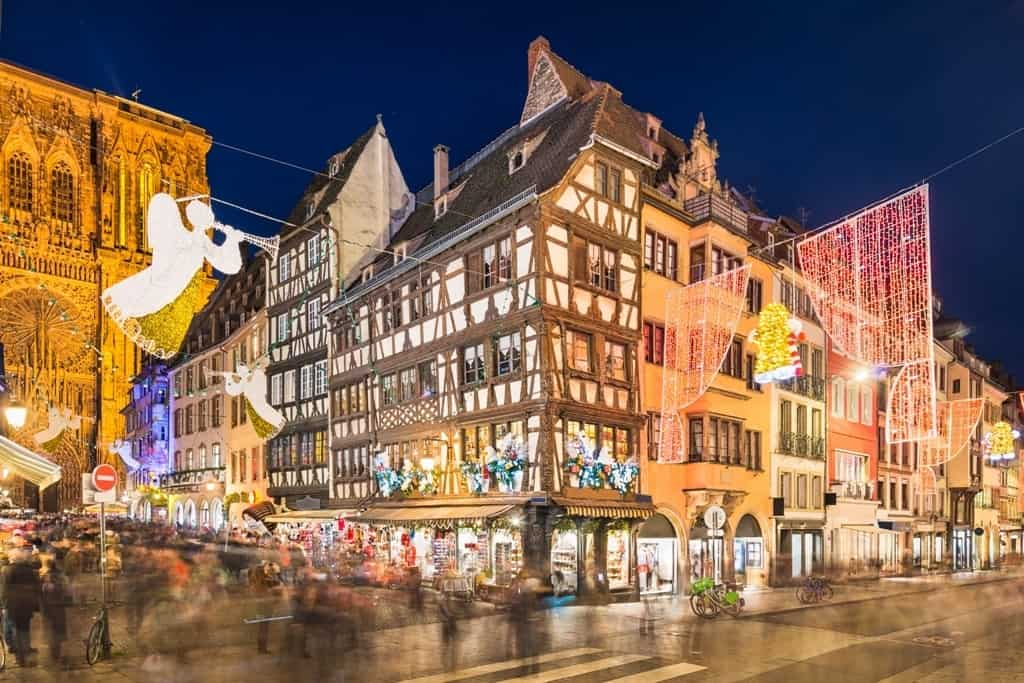 The best Christmas Markets in France - Strasbourg