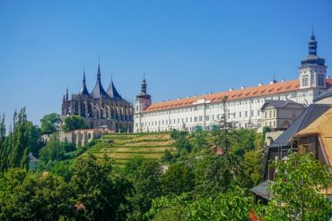 things to do in Kutna Hora - Church of Saint Barbara