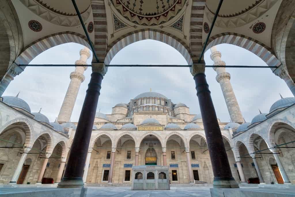 Suleymaniye Mosque - Istanbul in 3 days