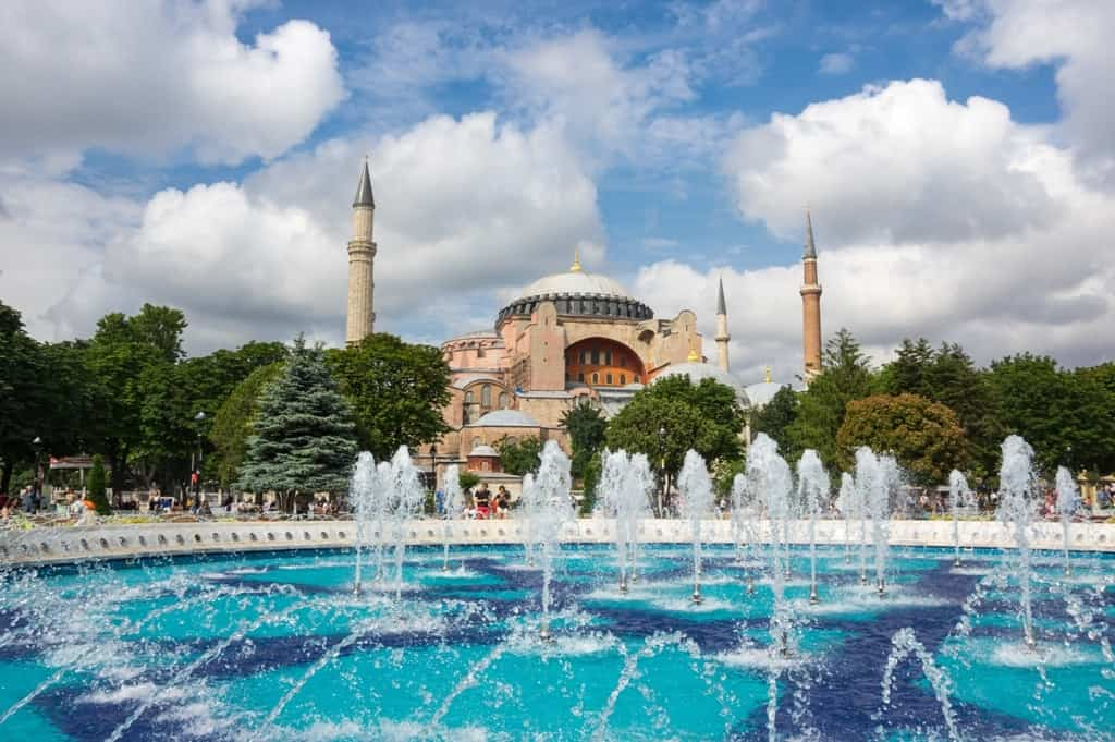 Hagia Sophia - 3 days in Istanbul itinerary