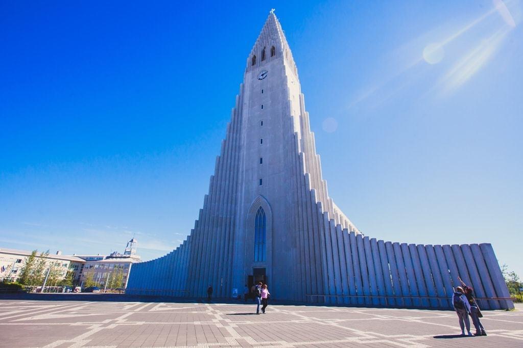 3 days in Reykjavik- Hallgrimskirkja Cathedral