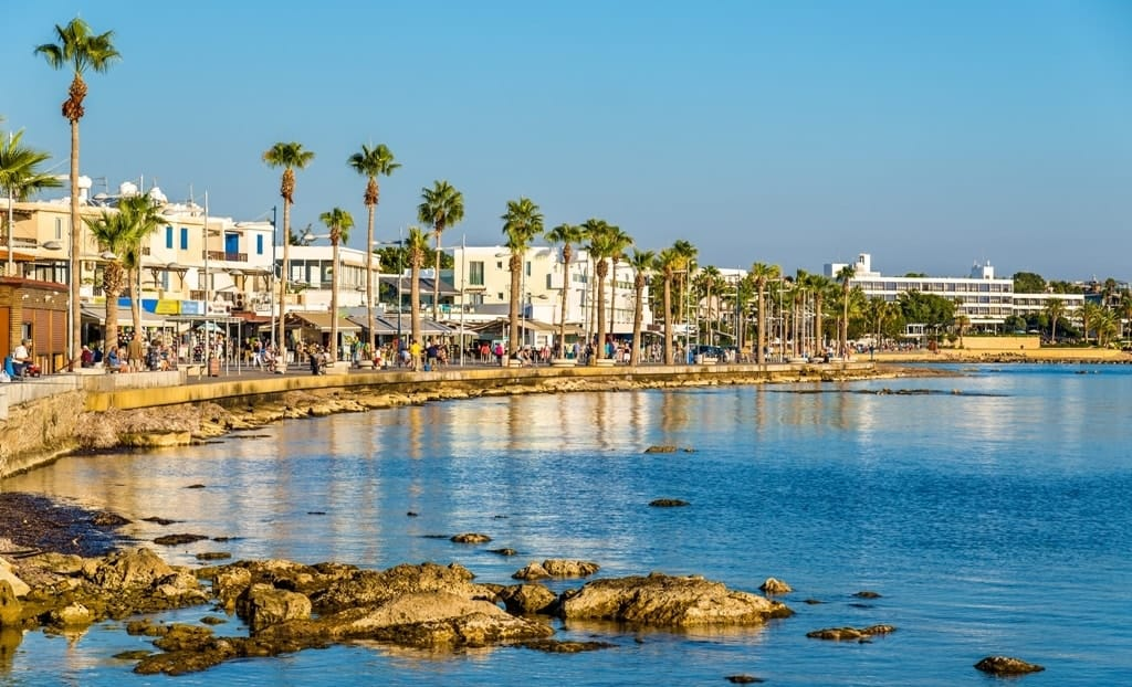Warmest Places in Europe in December - Cyprus