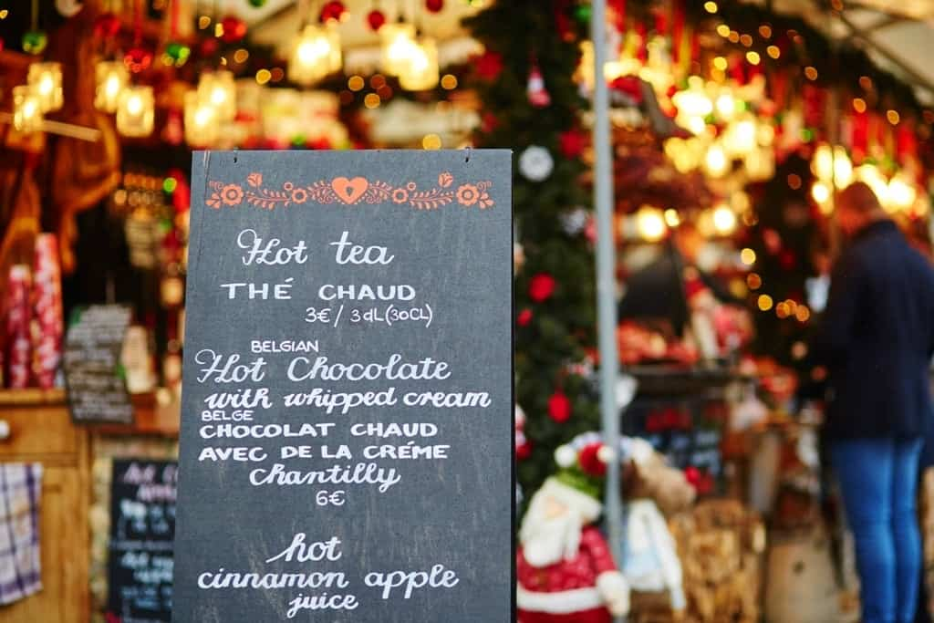 The best Christmas Markets in France- Paris