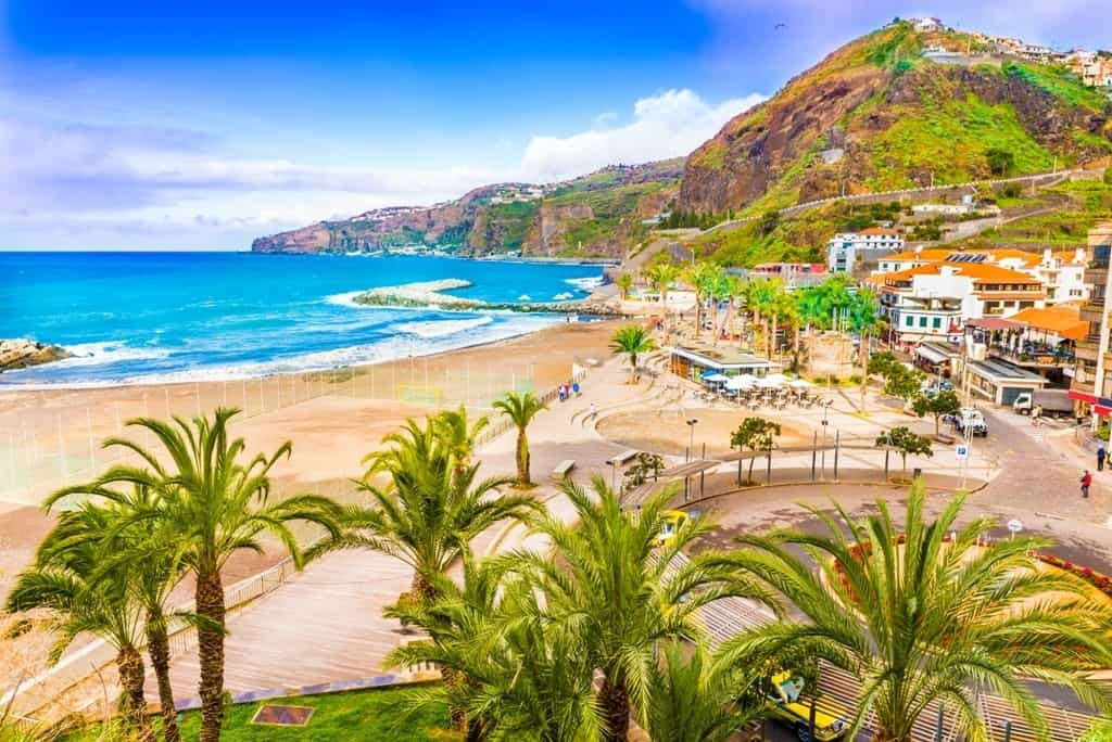 Warmest Places in Europe to Visit in December - Madeira