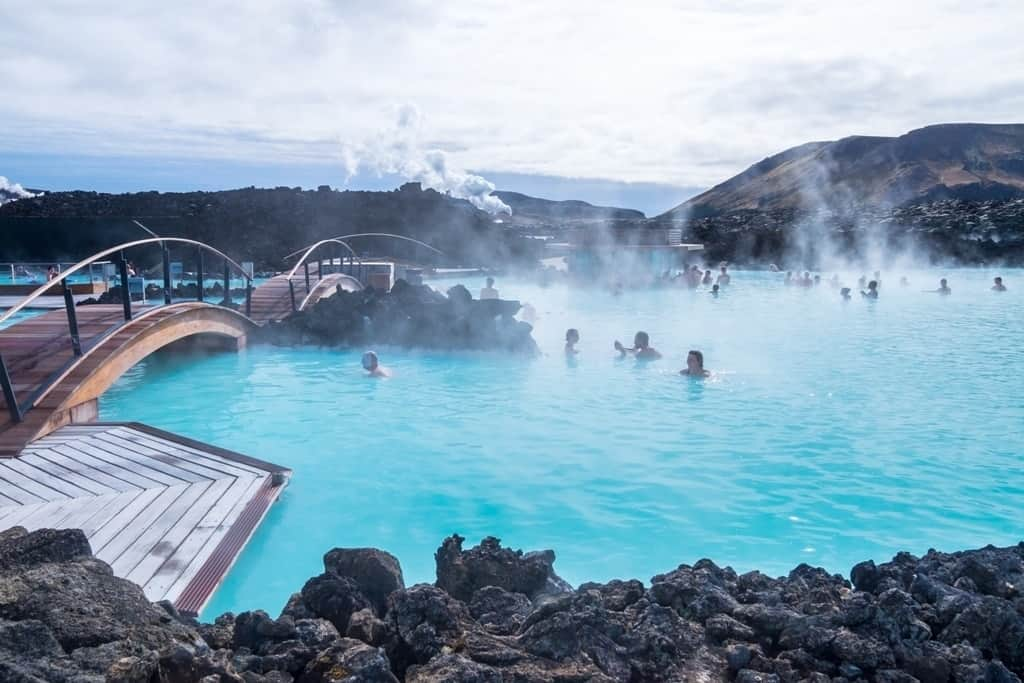 The Blue Lagoon - 3 days in Reykjavik
