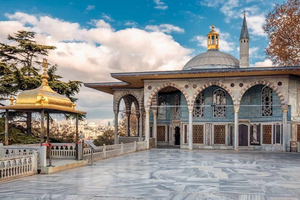 Topkapi Palace - three days Istanbul itinerary