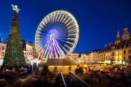 The best Christmas Markets in France - Lille