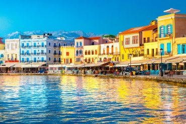 Warmest Places in Europe to Visit in December - Crete