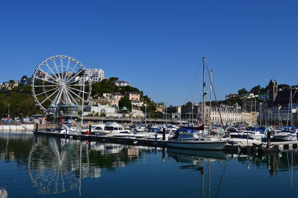 Torquay - Beautiful places to visit in Devon