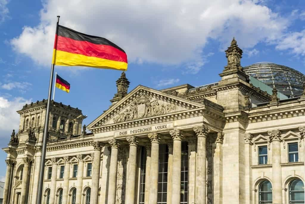 Reichstag building, how to spend 4 days in Berlin