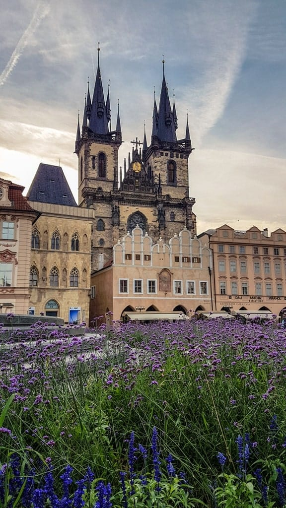 whwt to do in Prague in 3 days - old town