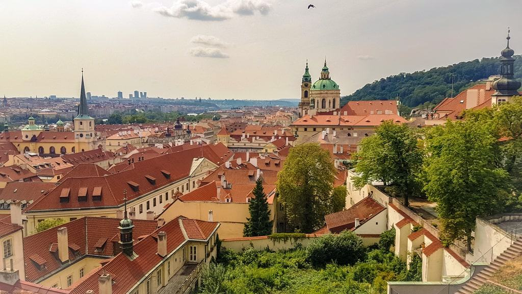 prague, vienna, budapest itinerary - Prague Castle