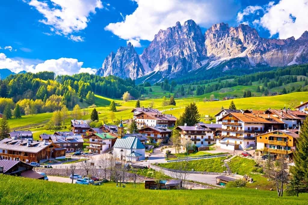 Northern Italy Cities and Towns you must visit - Cortina