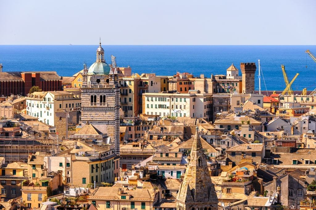 Northern Italy Cities and Towns you must visit -Genoa