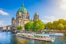 How tos pend 4 days in Berlin itinerary