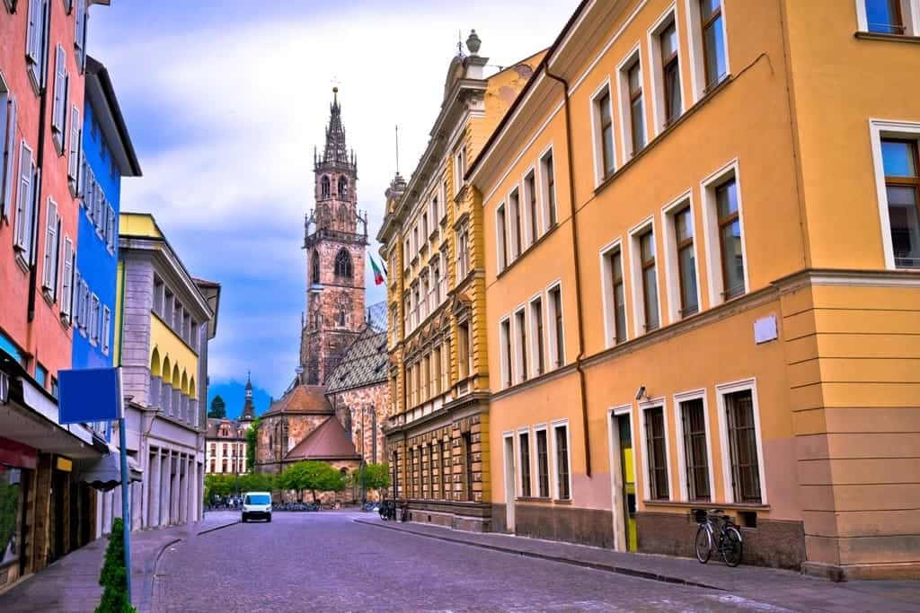Northern Italy Cities and Towns you must visit - Bolzano