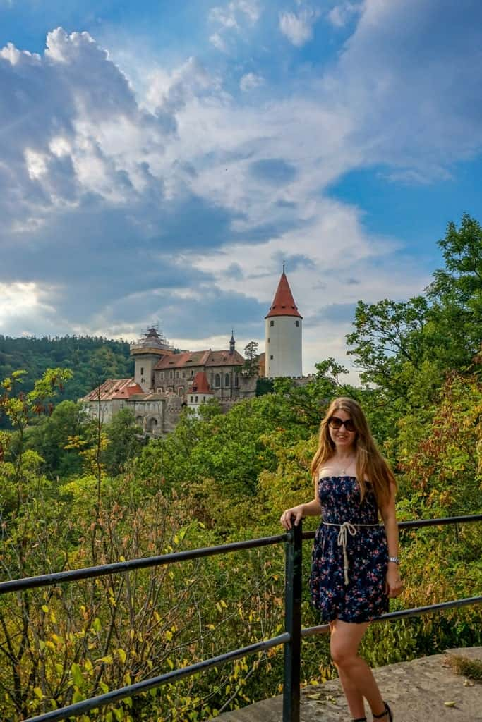 Křivoklát Castle - castles to visit in the Czech Republic