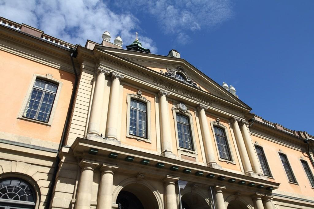 Nobel Museum - what to do in Stockholm in 3 days