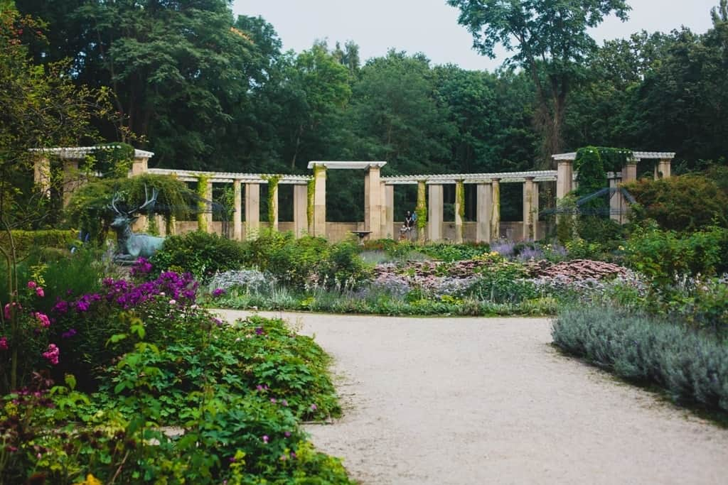 Tiergarten - 4 day Berlin itinerary