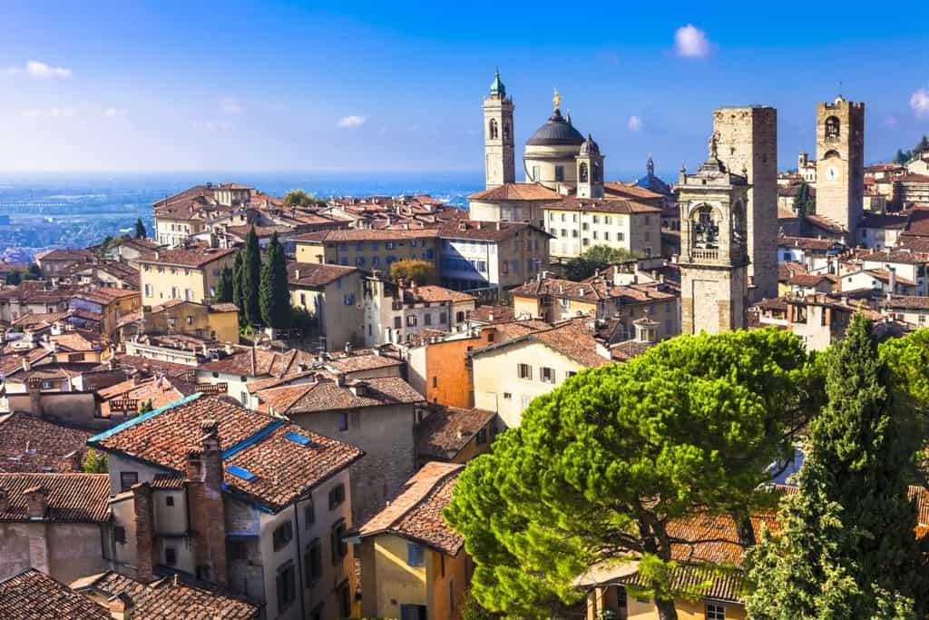 Northern Italy Cities and Towns you must visit - Bergamo