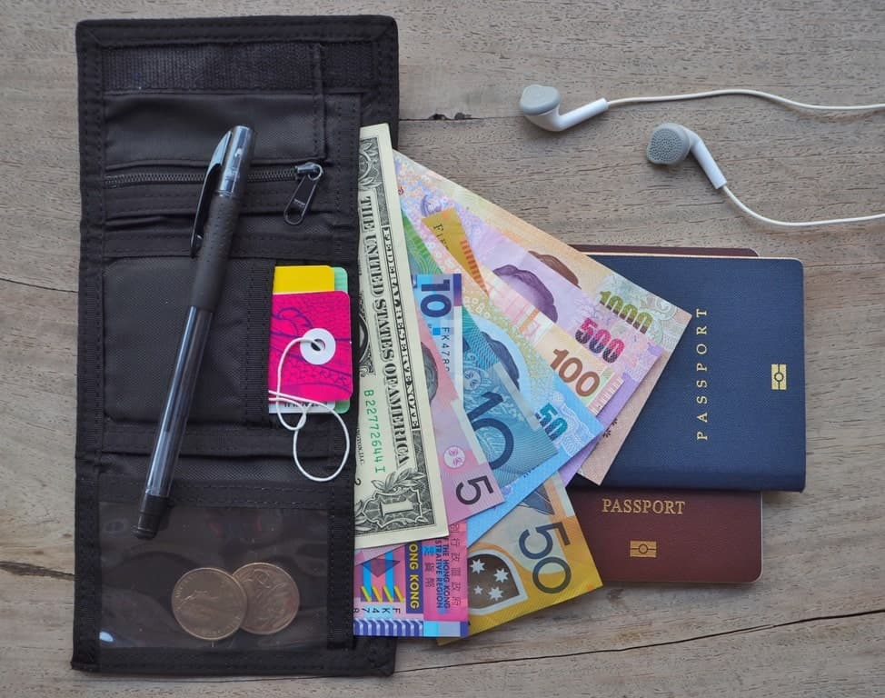 f4c31b1338dd The Best Travel Wallets for Women In 2019? | Travel Passionate