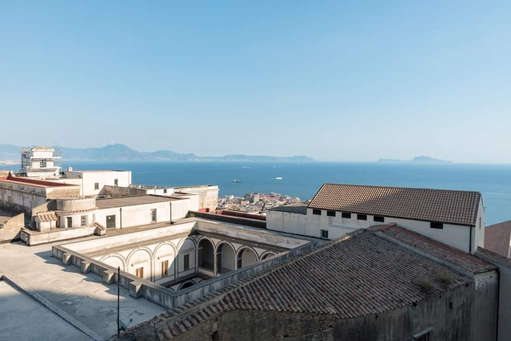 Castel Sant'Elmo - 3 days in Naples