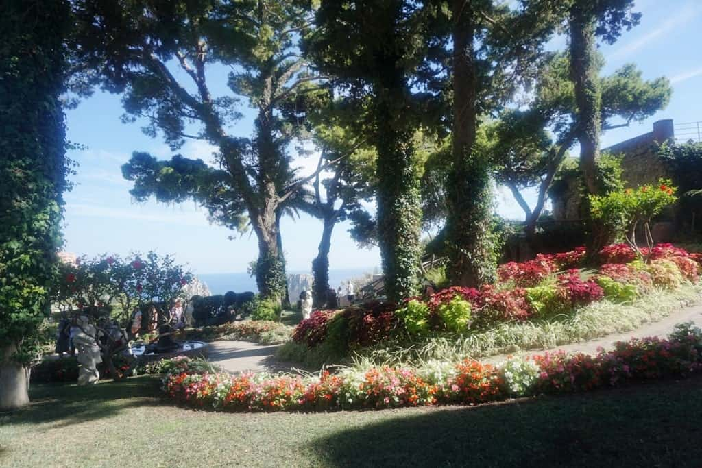 Gardens of Augustus - what to do in Capri
