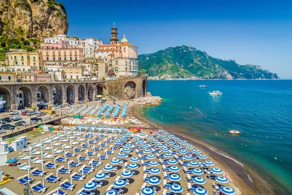 11 Villes Et Villages De La Cote Amalfitaine A Visiter
