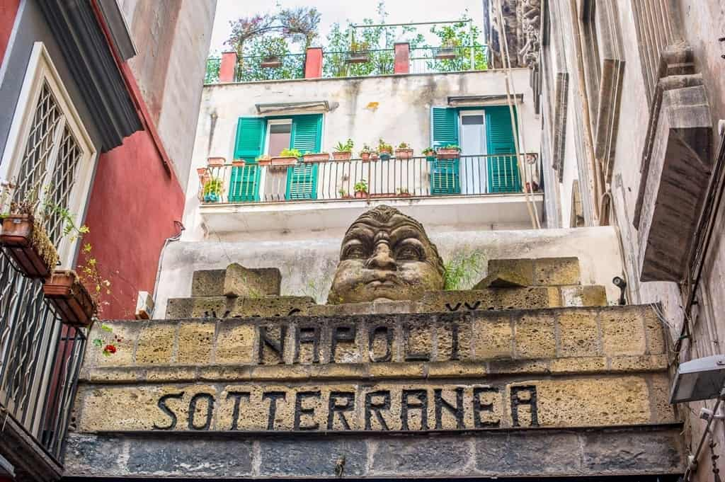 Sotterranea - 3 days in Naples