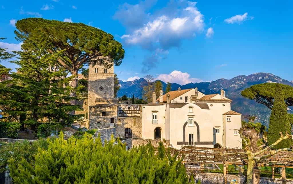 Beautiful Amalfi Coast Towns and Villages - Ravello