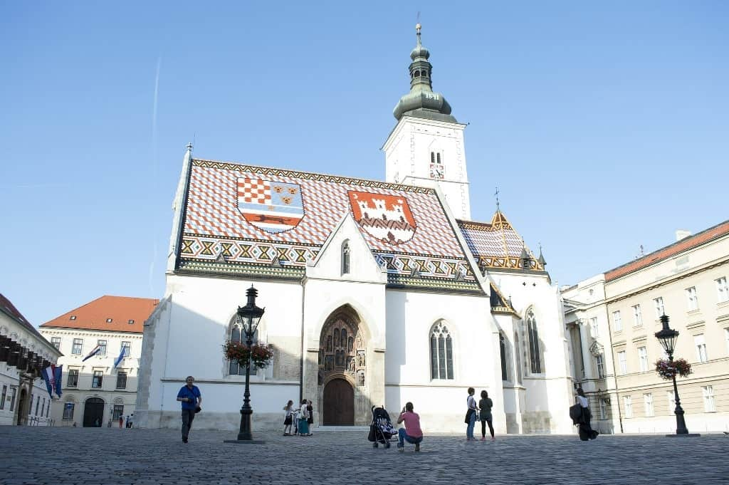 Eastern Europe itinerary - Zagreb