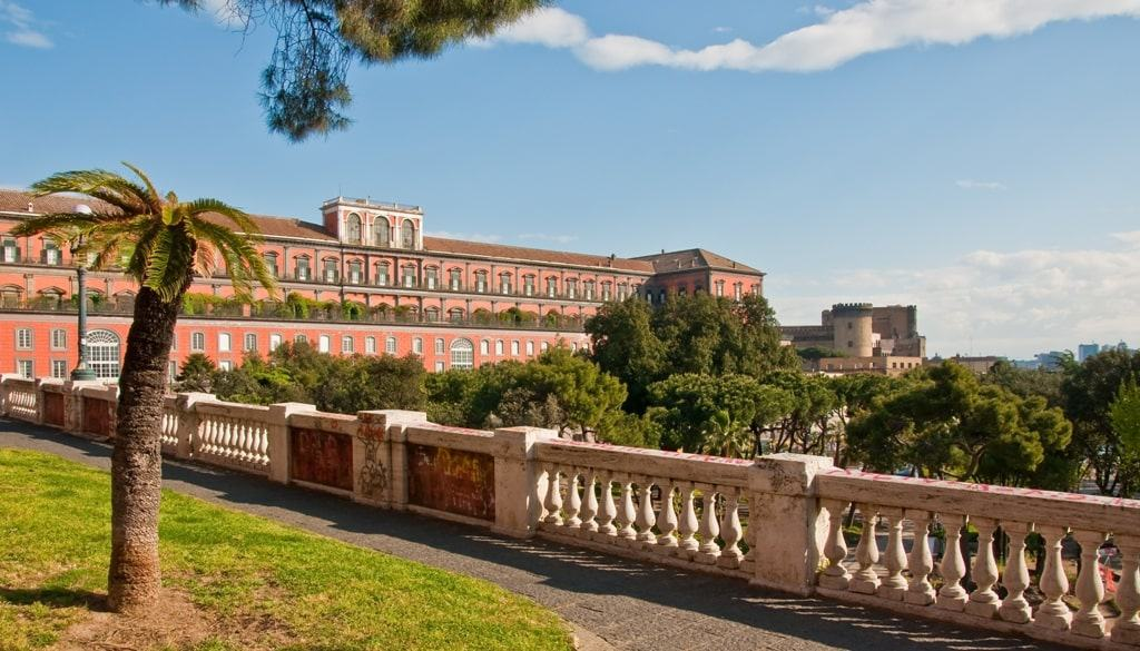 Royal Palace of Naples - 3 day Napels itinerary