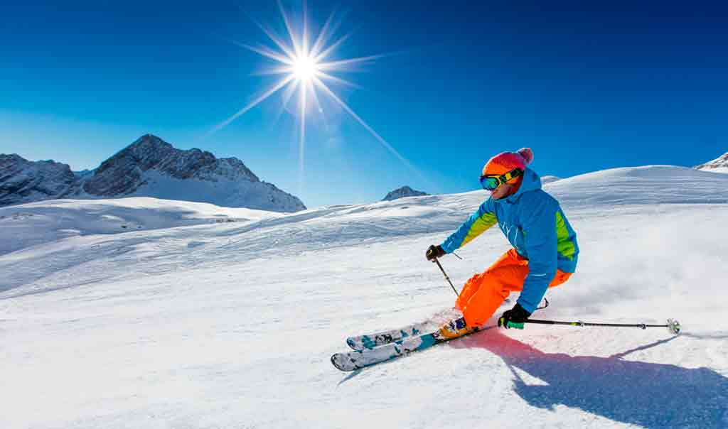 Things To Do In Riga In Winter skiing