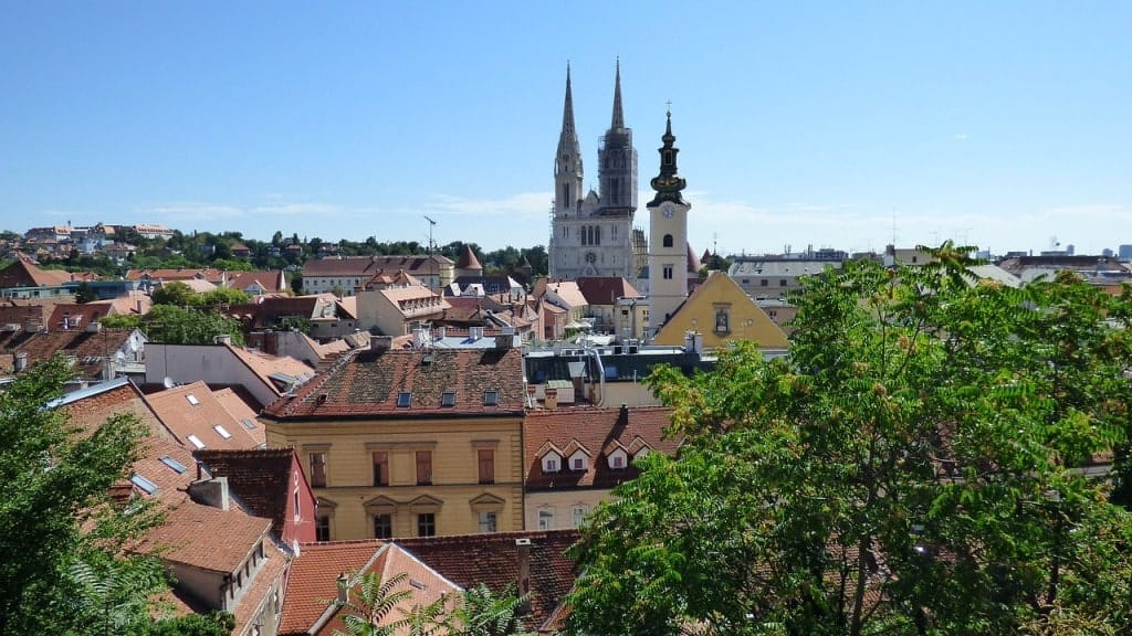 Eastern Europe itinerary- Zagreb