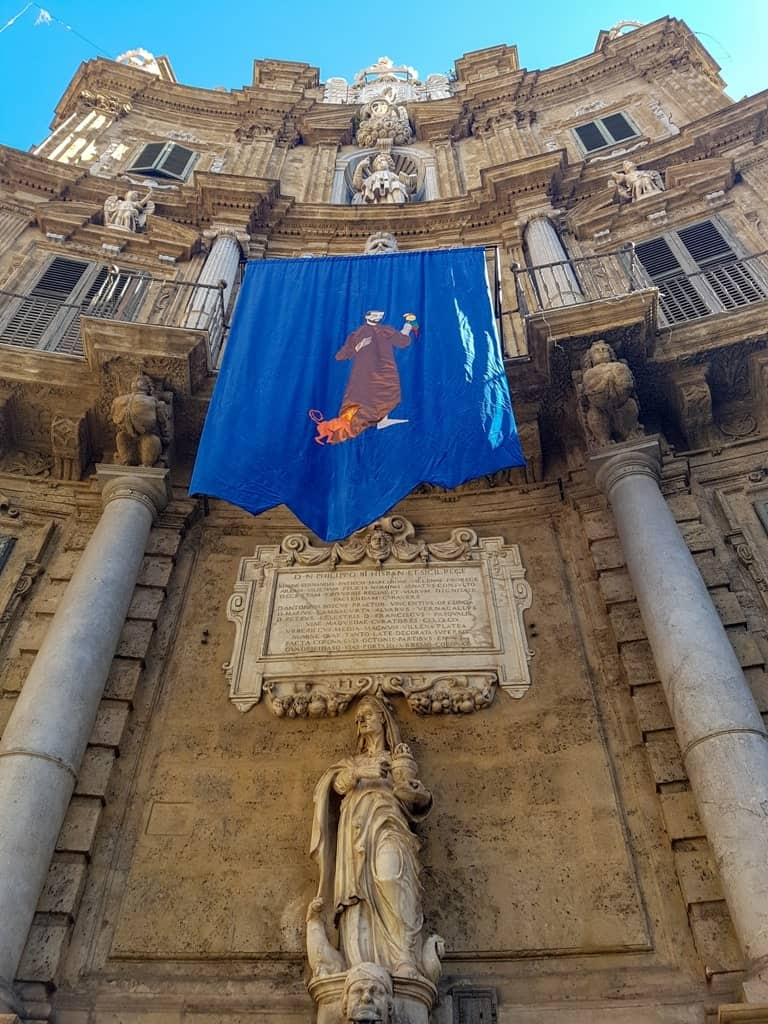 Quattro Canti - things to do in Palermo