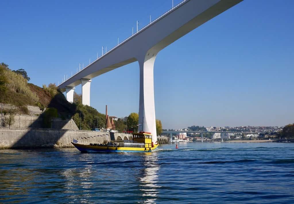 6-bridges-cruise - two days in porto