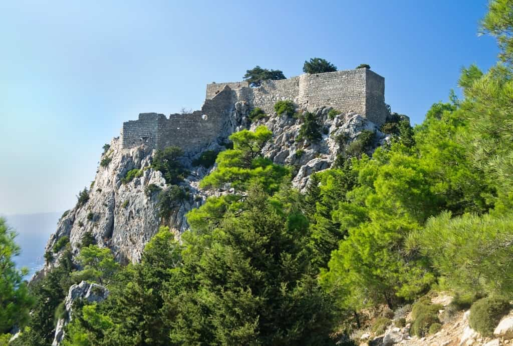 Monolithos Castle - things to do in Rhodes