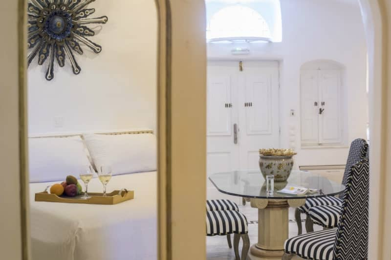 Art Maisons Oia Castle Hotel Santorini
