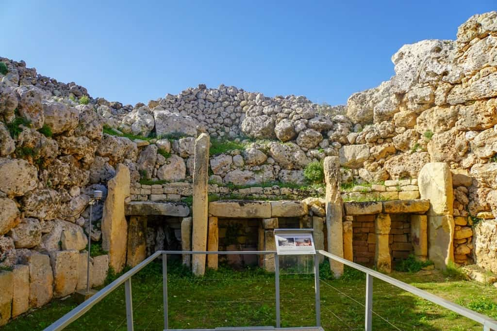 Things to do in Gozo - Explore the Ġgantija Temples