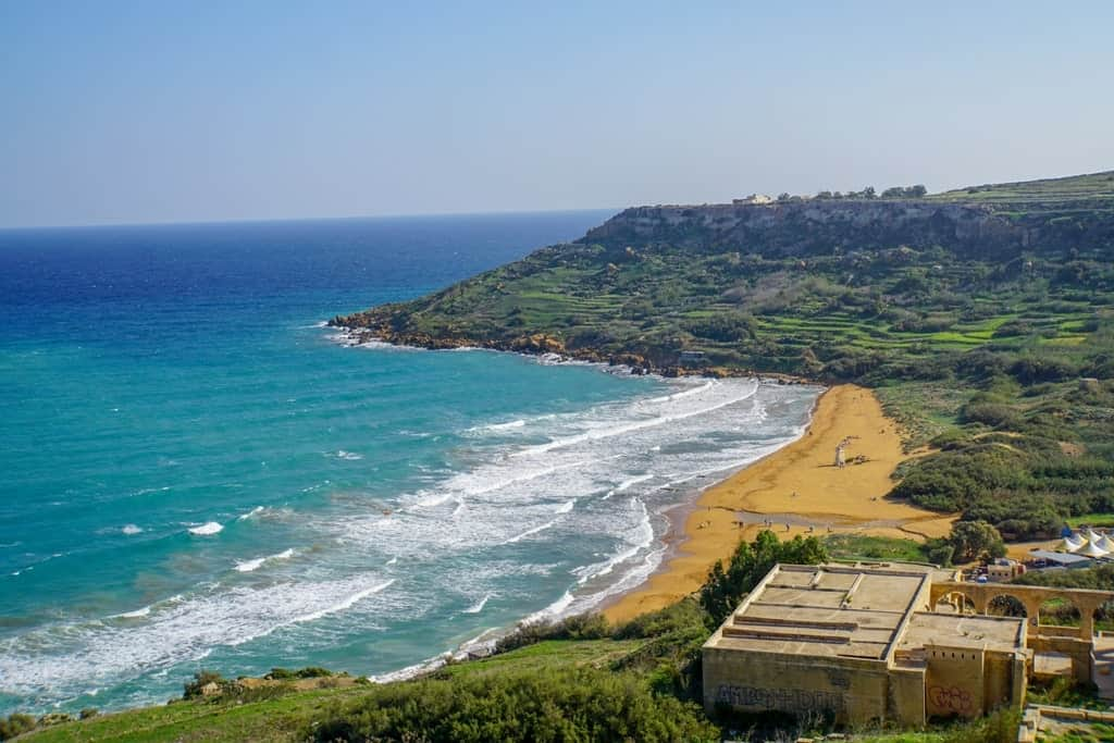 Things to do in Gozo - Ramla Beach