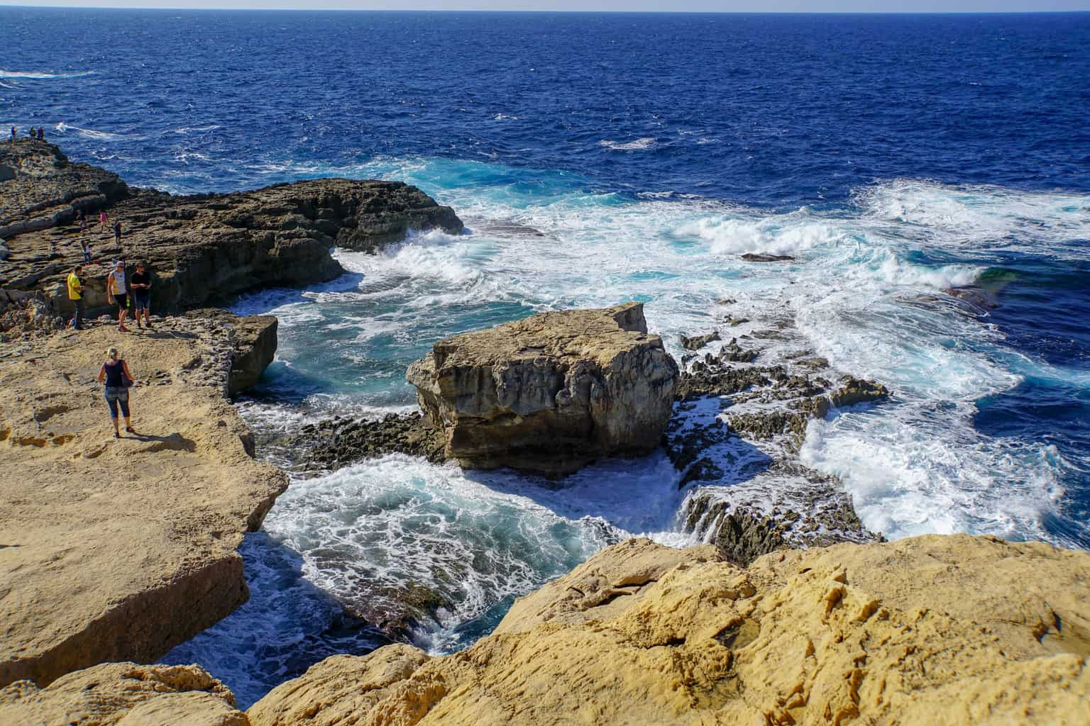Things to do in Gozo - Dwejra Bay