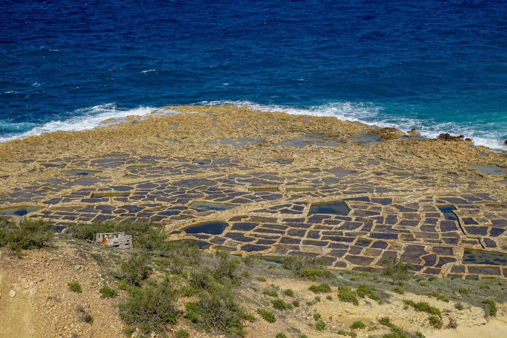Things to do in Gozo - Xwejni Salt Pans