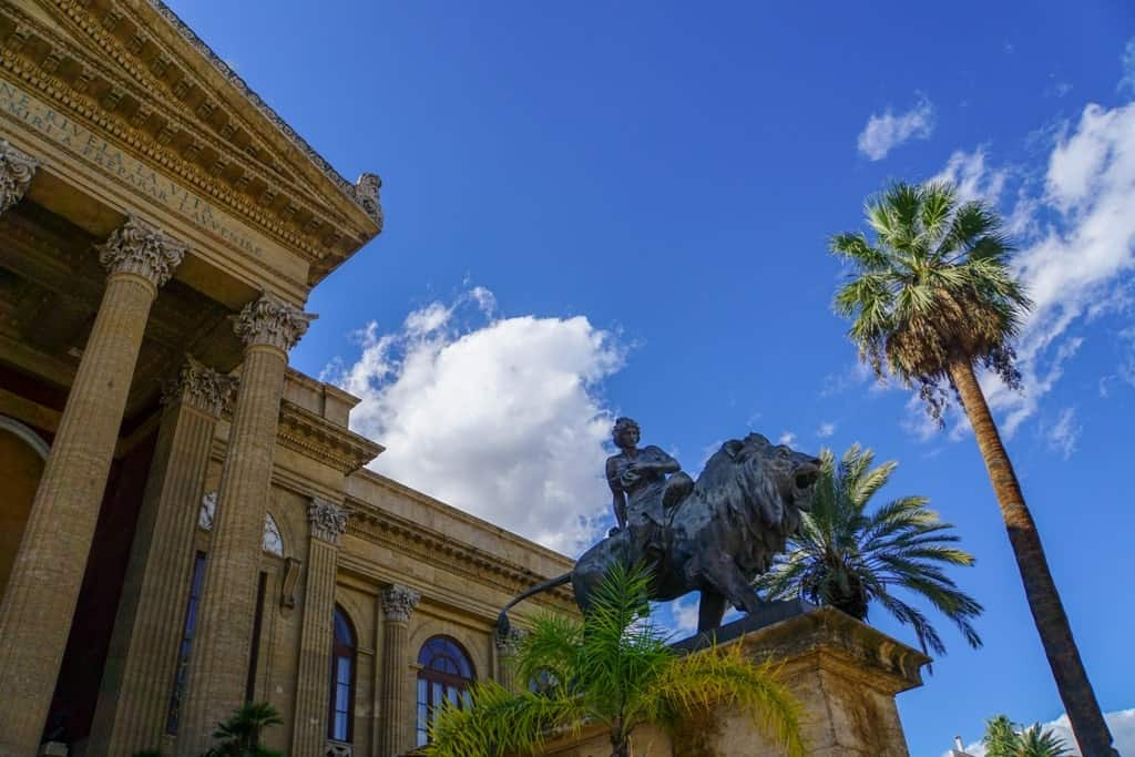 Teatro Massimo - things to do in Palermo in a day